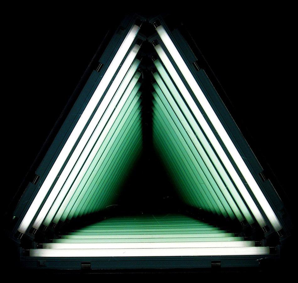 Ivan Navarro Triangle