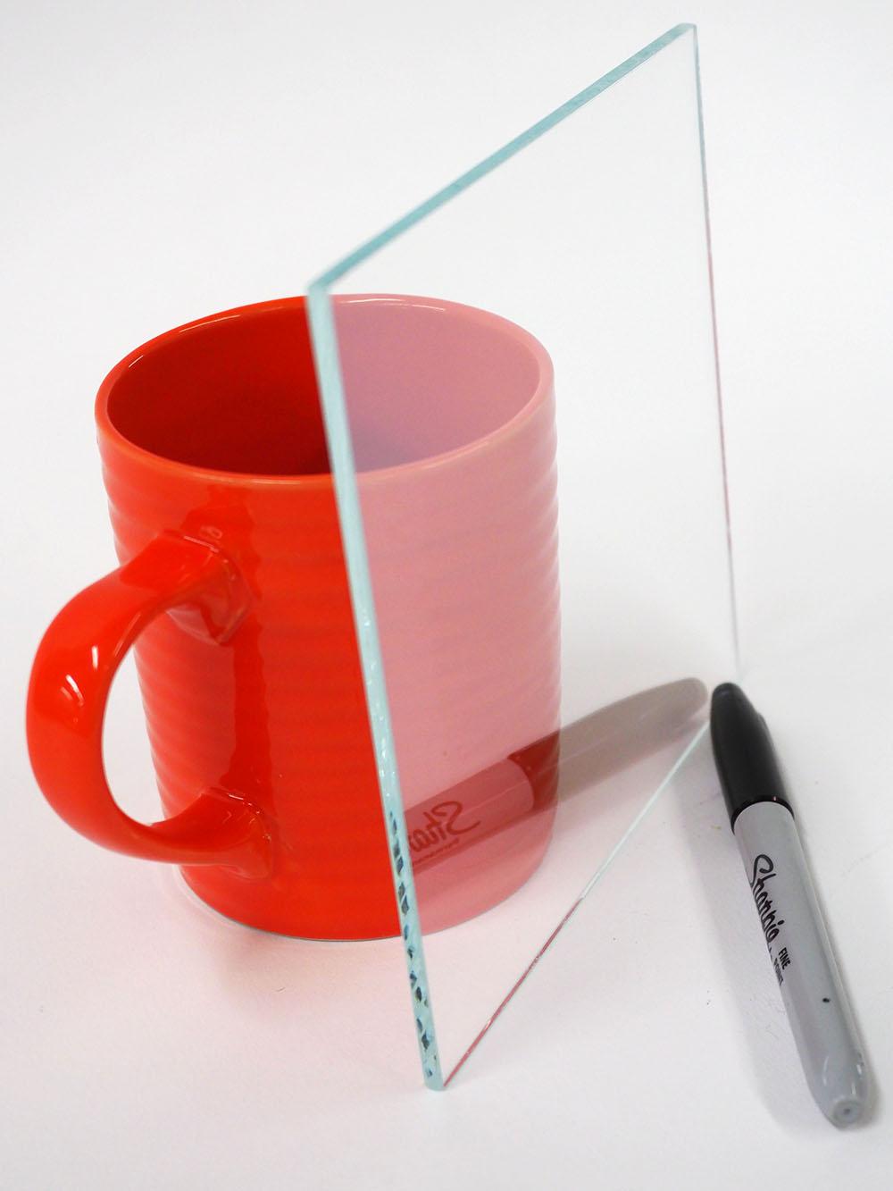Dielectric Beamsplitter Glass